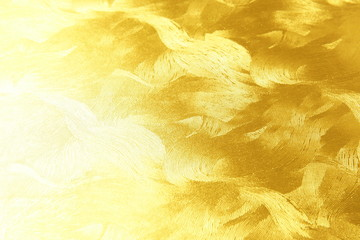 金色の和紙 背景