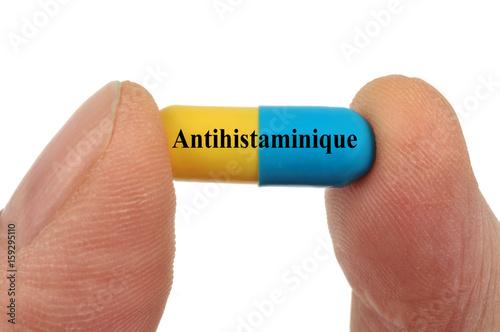 Photo Antihistaminique