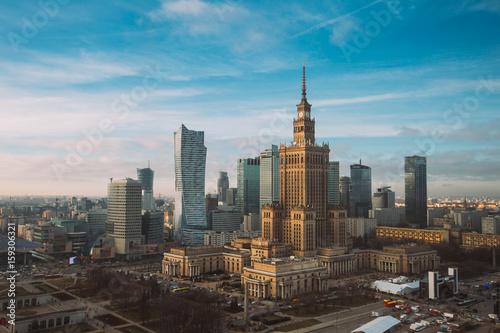 Fototapeta Warsaw obraz