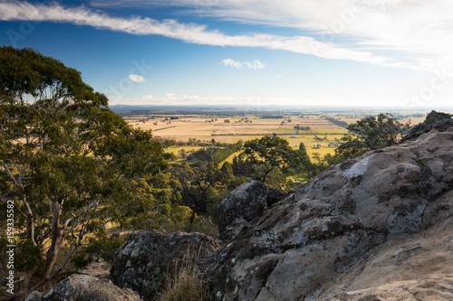 Fotografie, Obraz  Hanging Rock in Macedon Ranges