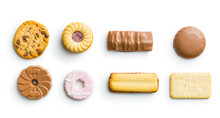 Various Sweet Biscuit.