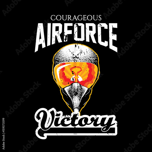 Photo  Creative Design Victory Poster