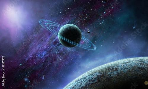 Naklejki kosmos  kosmiczna-saga