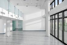 Leerstehendes Bürogebäude - Bürofläche - Gewerbefläche - Immobilie