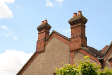 Chimney Stack On Victorian Pro...