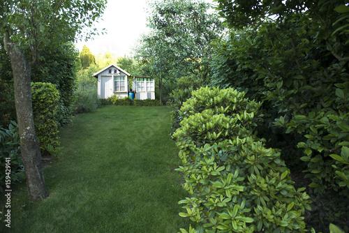 Garten Mit Laube Buy This Stock Photo And Explore Similar Images