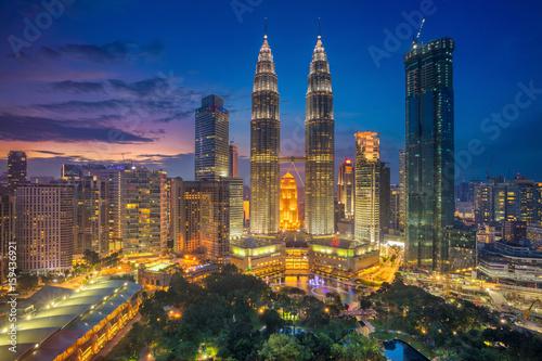Canvas Print Kuala Lumpur