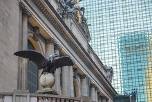 Grand Central Terminal And Eagle