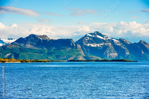 Fotobehang Noord Europa Norway