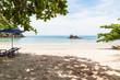 Beach and tropical sea of thailand the andaman coast