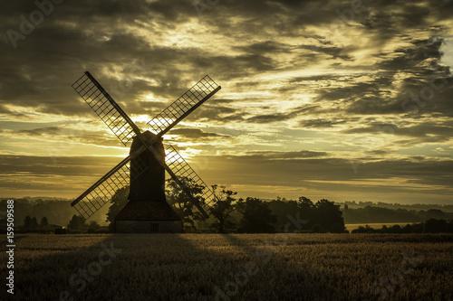 Fototapeta windmill