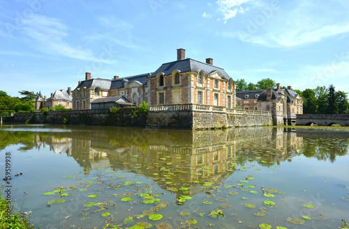 chateau-saint-aubin-france