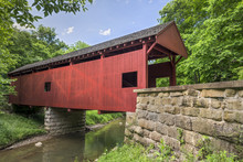 Longdon Covered Bridge