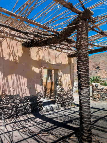 Photo  Typical house in Eritrea.Shepherd's house