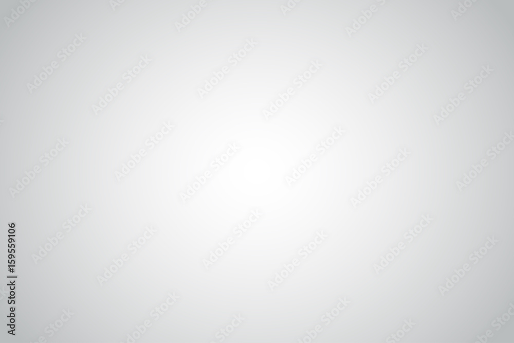 Fototapety, obrazy: Grey abstract gradient background. Vector illustration eps10