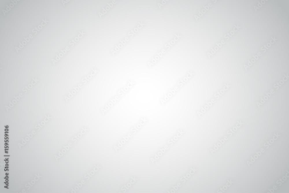 Fototapeta Grey abstract gradient background. Vector illustration eps10