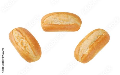 fresh mini baguettes Canvas-taulu