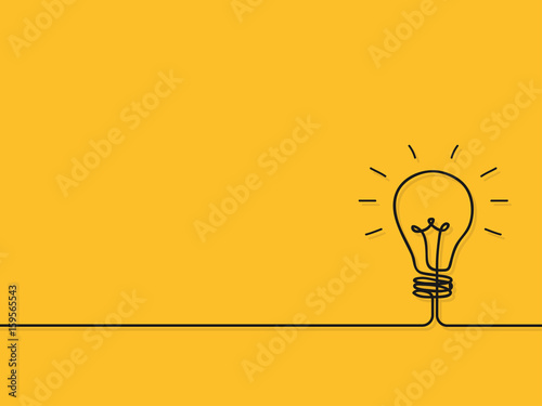 Photo  Abstract creative concept background. Vector illustration.