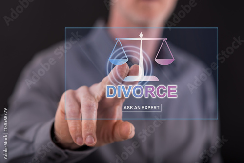 Online divorce advice