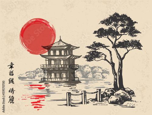 japanese-sketch-illustration