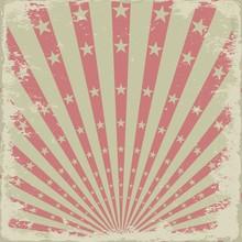 Grunge Vintage Background With...