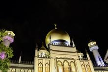 Sultan Mosque, La Moschea Di S...