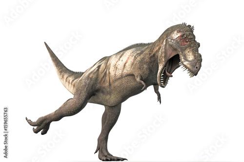 Fotografía tyrannosaurus rex