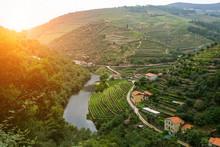 Douro Valley, Portugal. Top Vi...