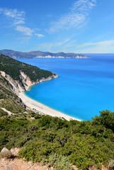 Myrtos beach - Kefalonia, Greece