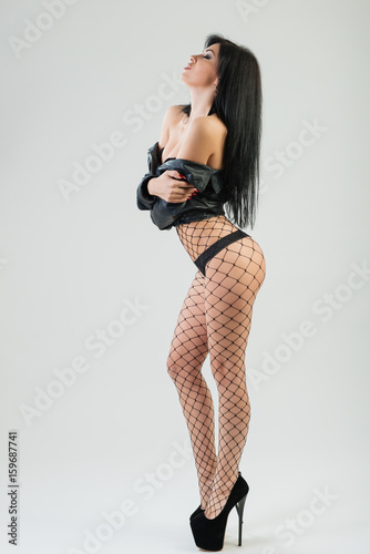 African anal black