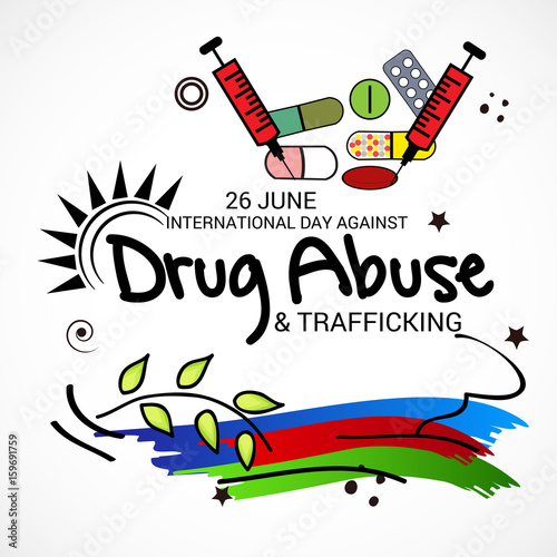 International Day Against Drug Abuse and Trafficking  - Buy