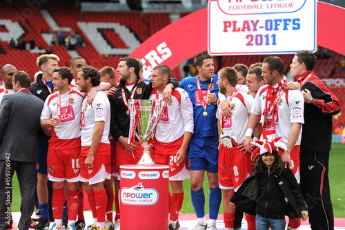 Stevenage v Torquay United npower Football League Two Play-Off Final