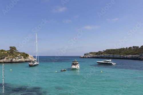 Foto op Plexiglas Caraïben Bucht Mallorca