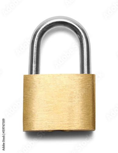 Fotomural  Pad Lock