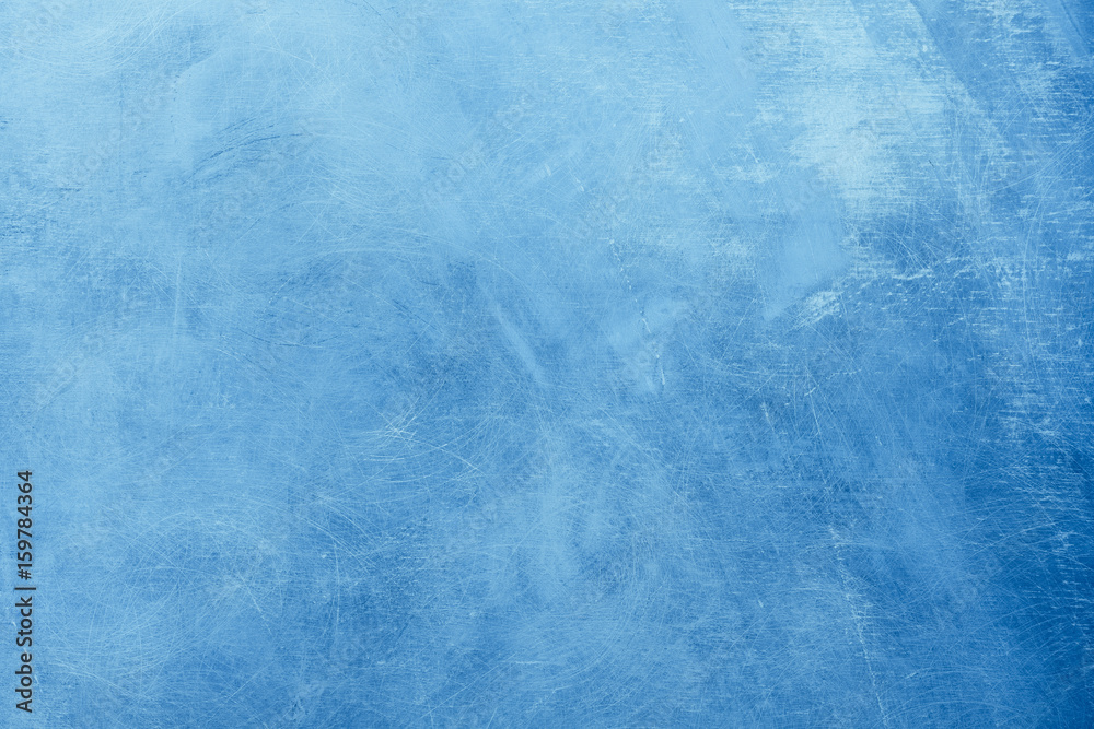 Fototapeta Abstract blue painting background