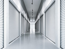 Storage Facilities With White ...