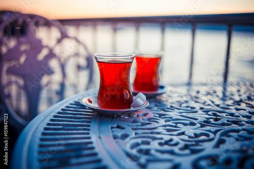 Fotografia  Bosphorus tea