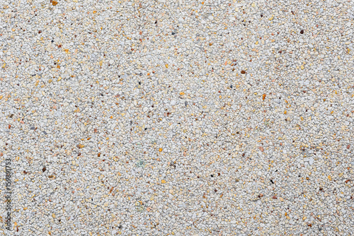 exposed aggregate finish or washed concrete texture Wallpaper Mural