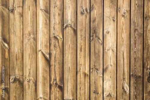 Fotografía  brown wooden background