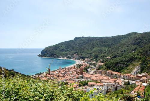 Deurstickers Liguria Noli, Liguria - Italy
