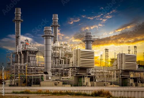 Poster Vegetal Power plant station