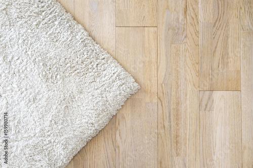 Photo Laminate parquete floor