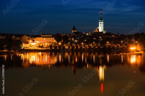Vászonkép Tabor, Czech Republic