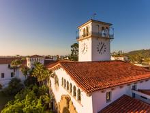 Santa Barbara County Court House, Santa Barbara, California