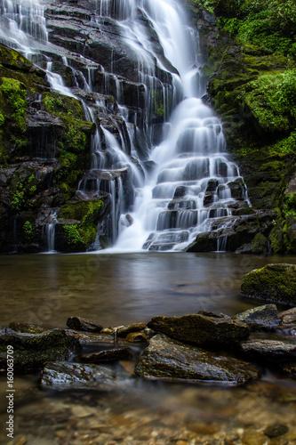 Keuken foto achterwand Watervallen Cascade Waterfall