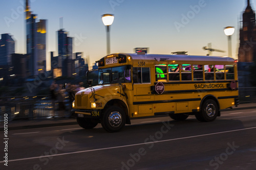 Plakat Partybus