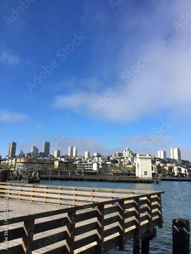 Obraz na plátně  San Francisko