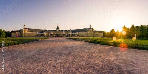 Foto  Karlsruhe Palace Center of City Germany Castle Schloss Architecture Park