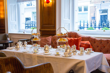 Classical London Afternoon Tea With English Breakfast