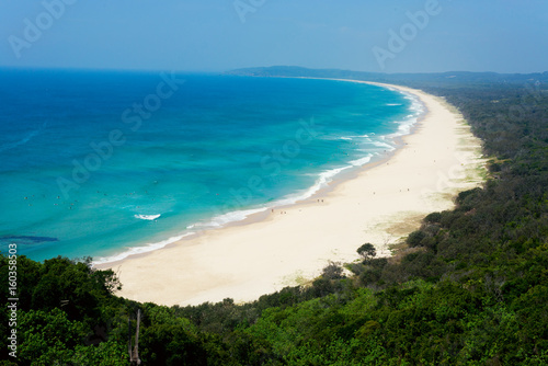 Byron Bay's beaches, Australia